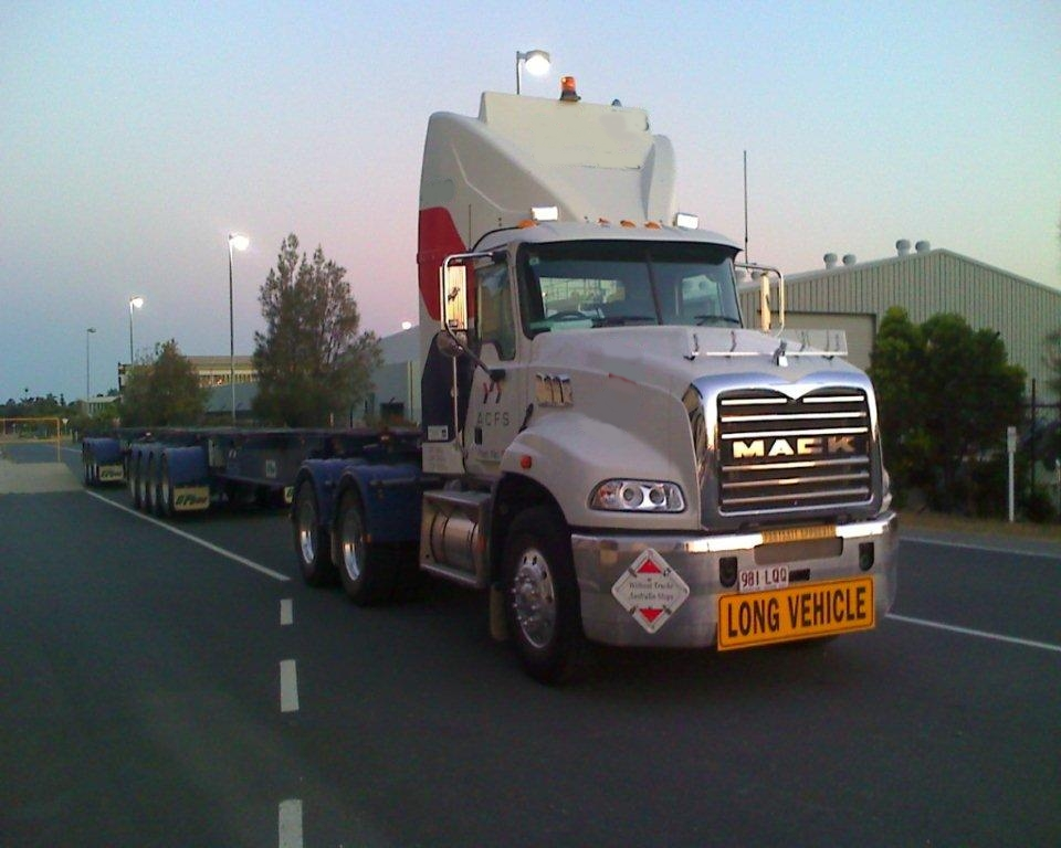Certificate I, II, III in transport & logistics