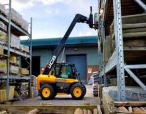 Telescopic handler driver training