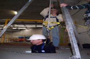 Working in confined spaces Qld