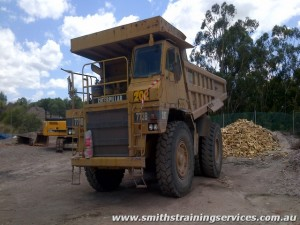 IMINCO Haul Truck Training