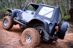 Smiths Training Services - 4x4 Driver Training Sunshine Coast