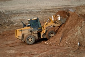 Front end loader driver training Qld Earthmoving Machinery Training