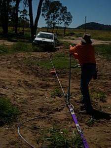 4WD course Sunshine Coast 4wd training brisbane