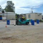 Newcastle forklift training