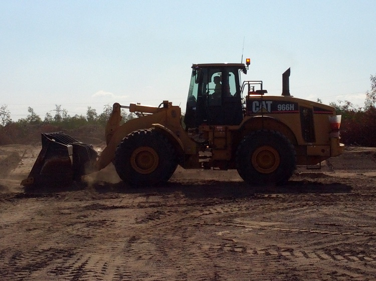 Front End Loader training