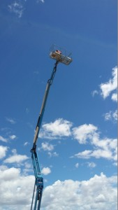 elevated work platforms training