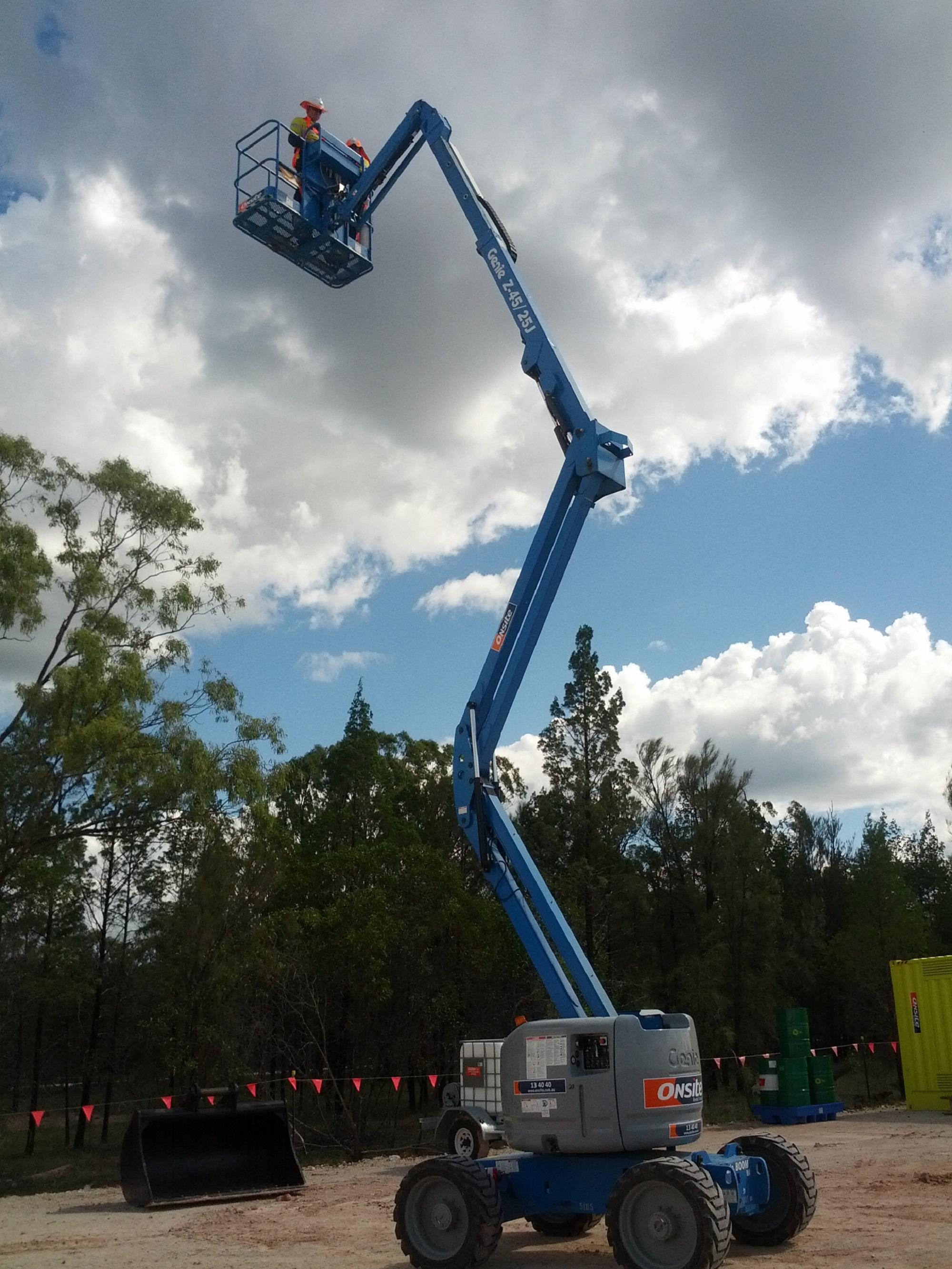 Elevated Work Platforms Training Smiths Training Services