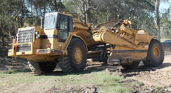 Brisbane Earthmoving Machinery Training